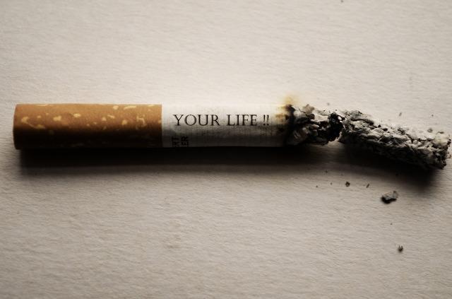 Nikotin-Entzug